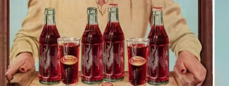 Cheerwine NC Soft Drink