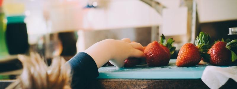 Teach Children Basic Math Concepts in the Kitchen