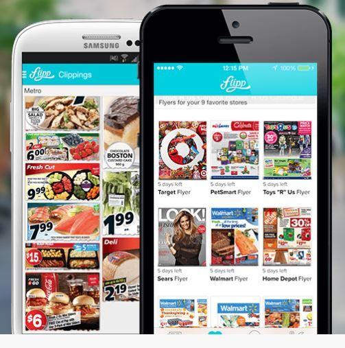 Flipp app: A money-saving shopping app, no strings attached. | Money saving apps, Saving money, Save money shopping