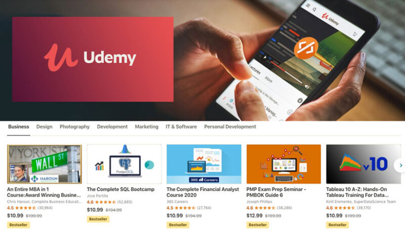 Udemy Claims a Valuation of $2 Billion and Announces 5,000 Corporate Clients | IBL News