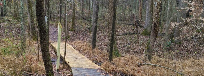 Greensboro Watershed Trails