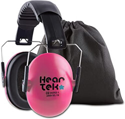 HearTek Kids Earmuffs