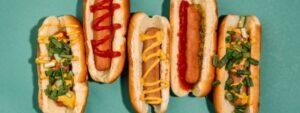 Most Popular Hot Dogs in North Carolina