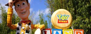 Doing Walt Disney World with a Toddler