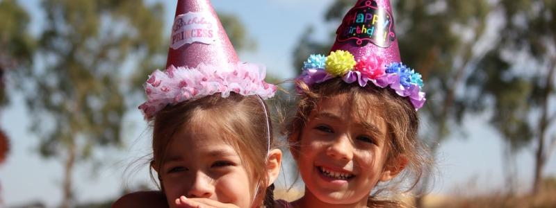 best ever children's parties