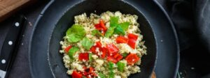 Is Quinoa Better than White Rice