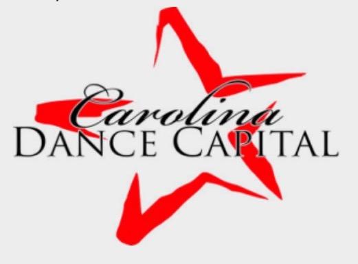 Carolina Dance Capital Logo