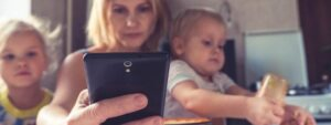 Put the Phone Down – Distracted Parenting
